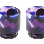 AOLVAPE Resin 810 Drip Tip (2-Pack)