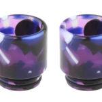 AOLVAPE Resin 810 Drip Tip (2-Pack)
