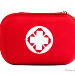 Outdoor Survival First Aid Kit Emergency Rescue Medical Bag (44 Pieces)