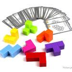 MoFun 730BA Magic Magnetic Cube DIY 3D Puzzle Intelligent Toy