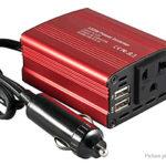 Mauten 150W Car Vehicle DC 12V to AC 220V Power Inverter Converter Adapter