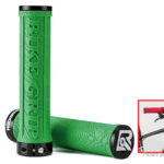 ROCKBROS Mountain Bicycle Bike Cycling Lock-on Handlebar Bar Grips (Pair)