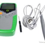 TD8620 Handheld Digital Fluxmeter Tesla Meter Gauss Meter