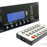 Bluetooth V4.0 MP3 Decoder Decoding Board