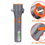 Outdoor Multifunctional LED Flashlight