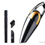 YANTU E03 Portable Handheld Wet & Dry Car Vacuum Cleaner
