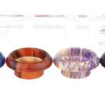 AOLVAPE Resin 810 Drip Tip (4 Pieces)