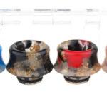 AOLVAPE Resin 510 Drip Tip (4 Pieces)