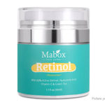 Mabox Retinol Moisturizer Cream Face Cream Hyaluronic Acid Whitening Cream (50ml)