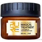 PURC Moisturizing Keratin Magical Repairs Damage Hair Treatment Mask (60ml)