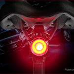 MTB Bicycle LED Safety Warning Tail Light