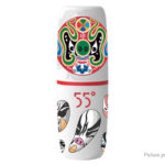 lkk Peking Opera Print 55'C Rapid Cooling Cup Thermos Cup