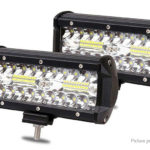 Car SUV Off-road Driving Work Light LED Spotlight  (2-Pack)