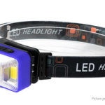 Outdoor Fishing LED Headlamp Bicycle Tail Light