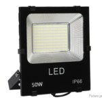 50W 108*LED 3500LM 6500K Outdoor Garden LED Floodlight