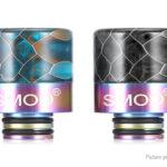 VapeSMOD Stainless Steel + Resin Hybrid 510 Drip Tip (2 Pieces)