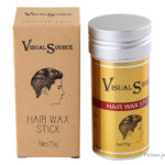 VISUALSOURCE Hair Styling Wax Stick Broken Hair Finishing Cream (75g)
