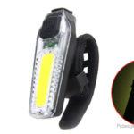 MTB Bicycle COB LED Tail Light Safety Warning Lamp