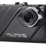 T658+ 3″ LCD 1080p HD Dual Lens Car Dash Backup Camera DVR Camcorder