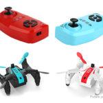 Mini Infrared Sensor R/C Quadcopter Combat Drone Set (Pair)
