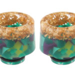 Authentic Skullvape Resin 510 Drip Tip (2-Pack)