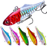 VIB Pencil Fishing lure Hard Bait (6 Pieces)