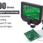 BEST Portable 600X Digital Microscope (EU)