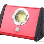 Outdoor Solar Powerd PIR Motion Sensor LED Garden Wall Lamp Light
