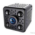 L21 Super Mini 1080p Home Security Wifi IP Camera (US)