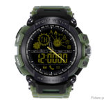 DX16 1.21″ LCD Bluetooth V4.0 Sports Smart Watch