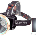 T39 Outdoor Camping Fishing LED Headlamp