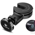 Authentic Floveme Car Back Seat Hook Magnetic Cell Phone Holder Stand