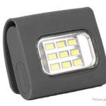 Magnet Buckle Clip-on Mini LED Hat Light Headlamp
