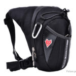 Menat MB-013 Outdoor Sports Motorcycle Leg Bag Waist Pack Thigh Pouch