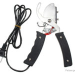 AC 110V Stainless Steel Handheld Electric Livestock Tail Cutter