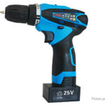 25V Dual Speed Cordless Electric Drill Power Tool (EU)