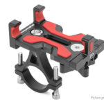 PROMEND Bicycle Handlebar Mount Holder Bracket for Cell Phone / Navigation