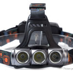 Portable LED Headlamp w/ Focus Zoom