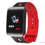 GT98 1.3″ TFT Touch Screen Smart Bracelet Wristband