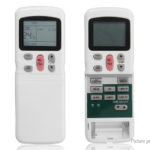 Digital LCD Display Universal Air Conditioner Remote Control