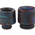 Authentic Skullvape Epoxy Resin 810 + 510 Drip Tip (2 Pieces)