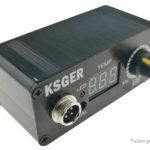 KSGER Mini Temperature Controller T12 Soldering Iron Soldering Station
