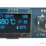 KSGER Soldering Station T12 Iron Tip V2.1S Controller Welding Tool