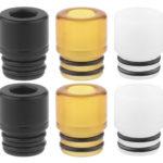AOLVAPE PEI + POM 510 Drip Tip (6 Pieces)