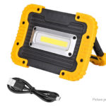 GM833 Outdoor Portable Emergency Camping Latern LED Work Light