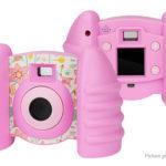 KOMERY CDF7 Mini Digital Camera Kids Educational Toy