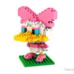 LNO Cute Duck Building Block Educational Toy