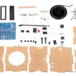 Mini Digital FM Radio Parts DIY Assembly Kit