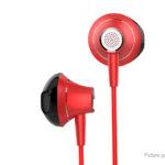 TOPK CT02 3.5mm Wired In-ear Stereo Heavy Bass Earphones