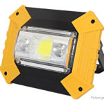 LL603 Outdoor Portable LED Work Light Floodlight Camping Latern